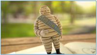 Michelin - Album Bibendum