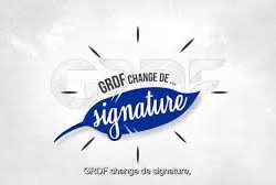 GRDF change de signature